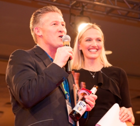 Jimmy Ryan, Monica Pedersen