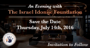 Idonije event July 14