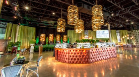 Beautiful decor by Kehoe Designs at The Geraghty
