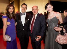 Veronica Salgodl, Carlos Cardenas, Pepe Vargus, Lisa Wagner