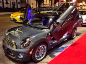 MINI Cooper aka Disco Box