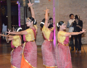 Natya Dance Theatre performs