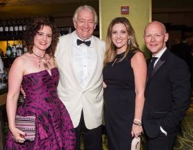Valerie Jardon, John Rouse, Karen Donaghy and Ray Ehscheid