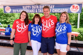 Maureen and Marc Schulman and family celebrate 36th