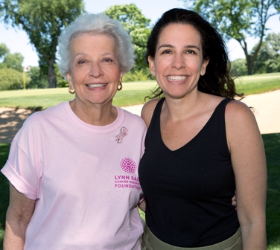 10Play for the Cure founding member Charlene Lieber and Stephanie Lieber