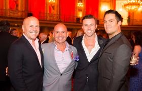 Tom Ferguson, Mark Gomez, Jeremy Plummer and Jay Frankovich