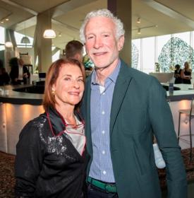 Helyn Goldenberg and Michael Alper