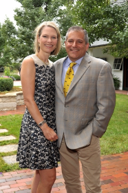 Diane and John Terlato