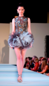 Fashion by Michael De Paulo, winning designer