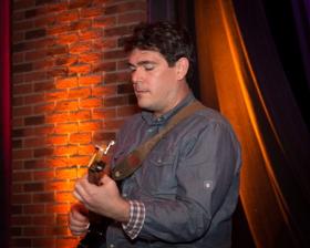 Guitarist Jon Wall