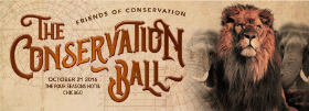 Friends of Conservation Gala on 10/21
