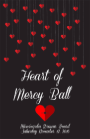 Misericordia's Heart of Mercy Ball on 11/12
