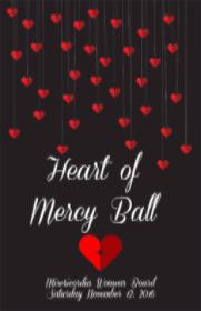 Misericordia's Heart of Mercy Ball on 11/12
