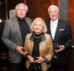 Gary Gordon, Mickey Norton, Vince Pusateri
