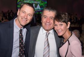 Clive Svendsen, Haim and Cheryl Saban