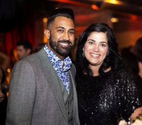 Rishi Patel and Alex Jusino