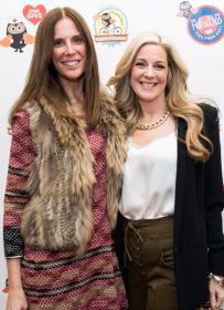 Hard rock Chicago GM Erin Hosler and Carrie Meghie
