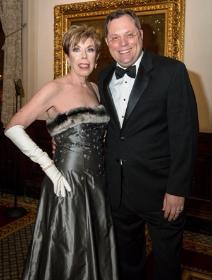 Lynne Rinkoski & Timo Rehbock (gala co-chairs)
