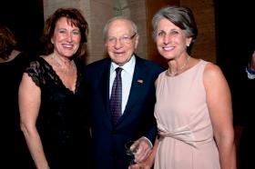 Maria Pasquinelli, Ed and Dia Weil