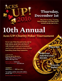 Aces UP 2016 Invitation