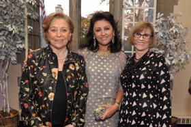 Rachel Parks, Raheela Anwar, and Carol Hansen