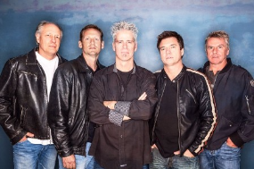 Little River Band (Wayne is on left)
