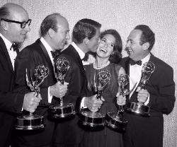 MTM and team winning Emmys