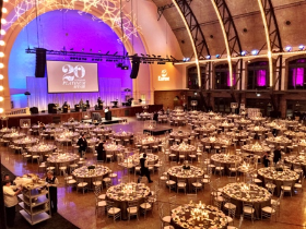 Grand Ballroom at Navy Pier set for platinum anniversary of Grand Chefs Gala