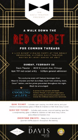 Common Threads invite