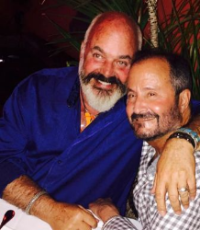 John Cannon and Cary Frank celebrated their 36th anniversary Feb. 8!