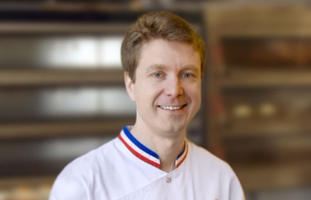 Sebastien Canonne--Pastry Chef of the Year
