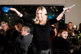 PartySlate founder Julie Novack celebrates 1st round of fundraising
