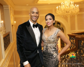 Dr. Marco Ellis and Andrea John