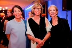 Cathie Denckla, Lorna Pfaelzer and Janet Leopold