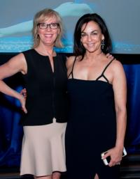 Karen Frankel Jones, left, and Julie Burman Kaplan