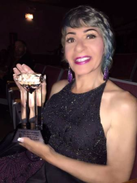 Maritxa Vidal received the Rosa Parks Equality Award