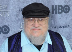 GOT author George R. R. Martin
