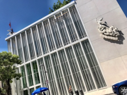 Massive Hermes store in Design District rivals the Paris headquarters!