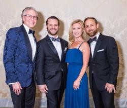 Michael Wilczynski, Sterling Richards, Holly Wiedow and Josh Wiedow