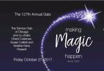 Service Club 127th Gala