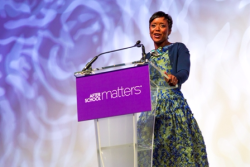 ASM board chair Mellody Hobson Lucas