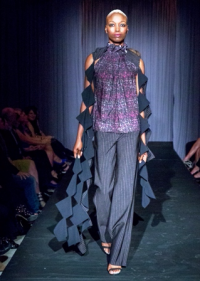 Look from M2057 by Maria Pinto