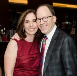 Diane and Steve Miller