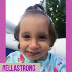 Baby Ella--#EllaStrong