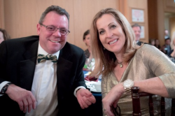 Jason Kinander and Peggy Kusinski