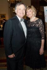 Mike Chioros (ULBGC Trustee/former Board President) and Lynda Chioros.
