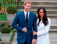 Prince Harry and Meghan Markle will marry in the spring--such happy news!
