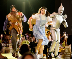 Oz performers begin Gateway to OZ