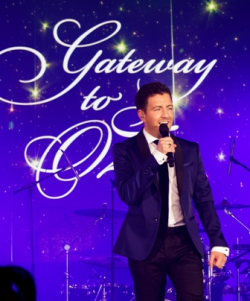 Billy Gilman performing at Gateway to OZ