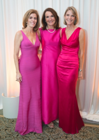 Diane Reilly, Beth Eugenio and Karen Slimmon